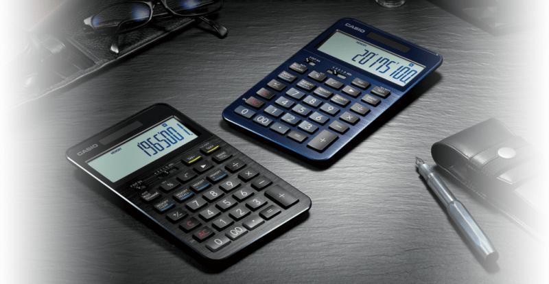 シンプルな電卓